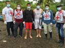 Colombia: liberación de tres civiles en Cauca