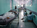 Afghanistan: Victims of conflict rush to Mirwais regional hospital, staff struggle to keep up