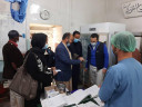 Afghanistan visit: Hospitals on both sides of conflict show a health system in need
