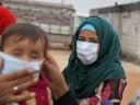 نداءات الحركة الدولية للصليب الأحمر والهلال الأحمر لجمع مبلغ 800 مليون فرنك سويسري من أجل مساعدة الأشخاص الأكثر استضعافاً في العالم في مكافحة مرض كوفيد- 19
