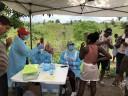 Panamá: llamadas que traen alivio y risas a los migrantes en el Darién y sus familias