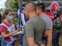 Colombia: liberación de dos militares en Arauca
