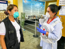 EL CICR coopera en la lucha contra el coronavirus en los centros de detención de la región andina