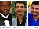 Remembering the full hearts of three colleagues killed in Yemen
