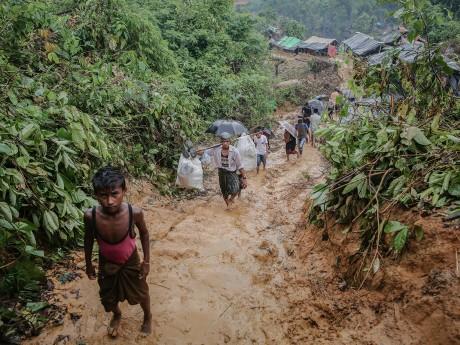 Appel d'urgence pour le Myanmar