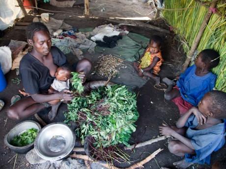 Помогите жертвам кризиса в Южном Судане