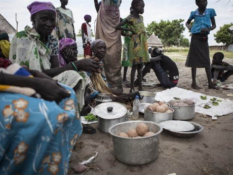 Appello per la crisi in Sud Sudan