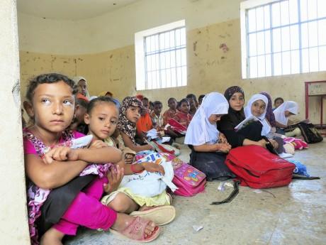 Помогите жертвам йеменского кризиса