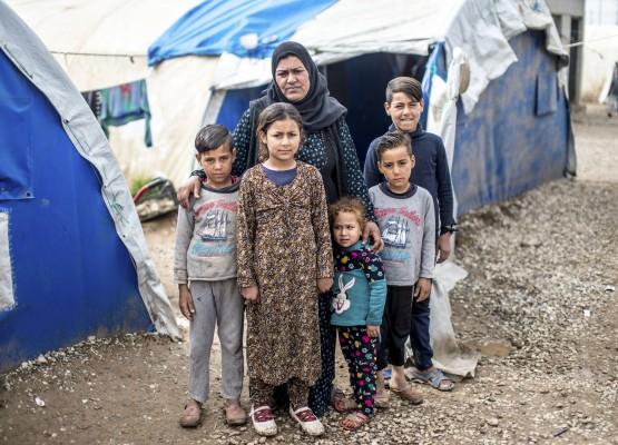 Apelo de fundos para a crise no Iraque