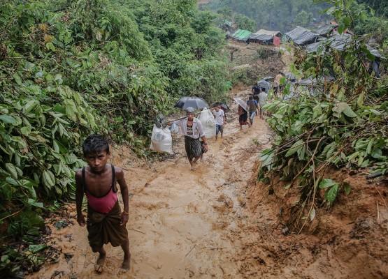 نداء إنساني لأجل ميانمار