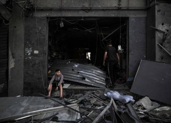 Помогите жителям Израиля и оккупированных территорий