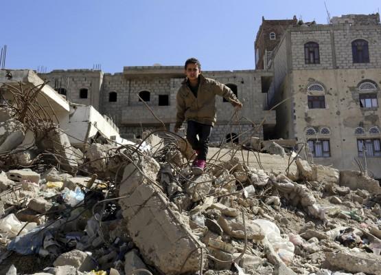 Llamamiento de emergencia para Oriente Próximo