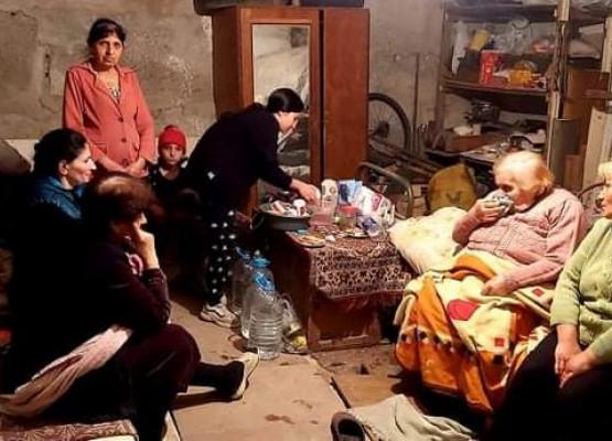 Konflikt in Berg-Karabach: Dringender Spendenaufruf