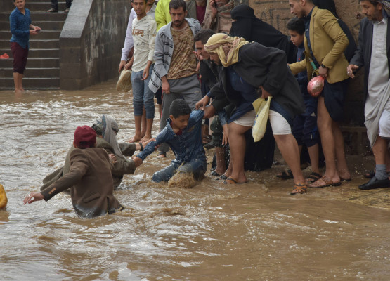 نداء لأجل الأزمة الإنسانية في اليمن