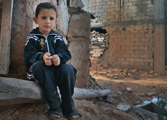 نداء إنساني لأجل سورية