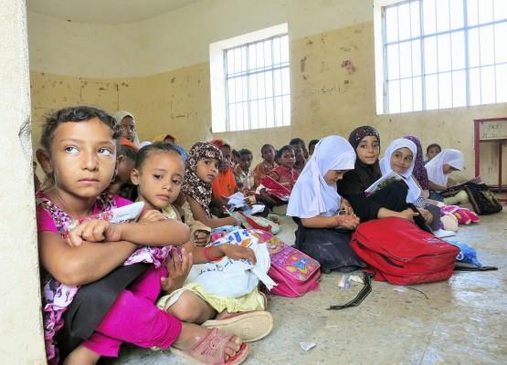 Campaña para la crisis en Yemen