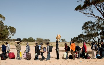 Migration and Displacement: regional reflections
