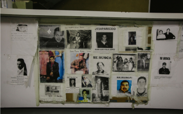 Missing migrants and their families: Journeys of uncertainty