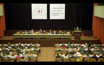 25 Years of seeing IHL home: The story of ICRC's Advisory Service