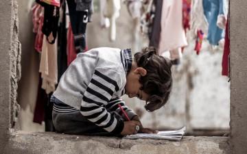 War and the Children Left Behind