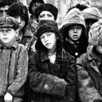 150 anos de ação humanitária: As crianças na guerra