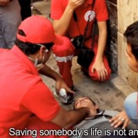 埃及: 培训埃及红新月会应对突发事件
