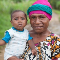 消失的生命,毁掉的未来:巴布亚新几内亚部落战争的故事