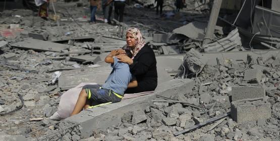 مناشدة عاجلة بشأن الأزمة في الشرق الأوسط