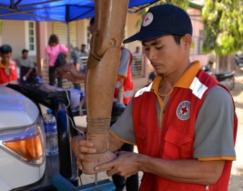 Myanmar: Restoring mobility in local communities