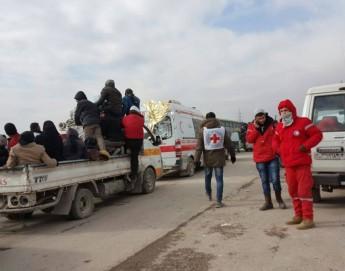 """Aleppo: """"Don't let civilians live in limbo"""""""