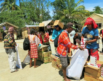 Philippines: 29,000 people affected by drought in North Cotabato receive food aid