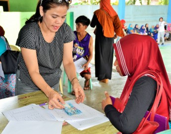 Marawi: Livelihood support reaches 5,000 displaced people