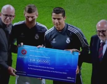 UEFA-CICV: uma parceria no futebol que transforma vidas no Afeganistão