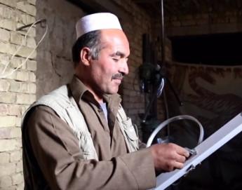 Afeganistão: superar a deficiência com inovação, habilidade e coragem