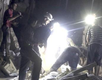 Сирия: Алеппо на грани гуманитарной катастрофы