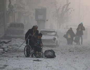 ICRC plea to all sides to spare human life in eastern Aleppo