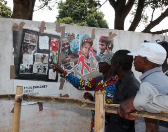 安哥拉:帮助因刚果民主共和国武装冲突而失散的家庭重建联系