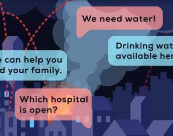 Comment utiliser les médias sociaux pour communiquer avec les personnes touchées par une situation de crise