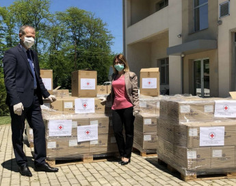 Belgrade: Response to COVID-19 in May 2020