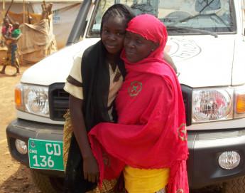 Cameroun/RCA : mère et fille réunies après une année de séparation et d'angoisse