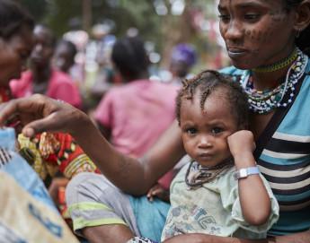 ЦАР: половина населения нуждается в помощи