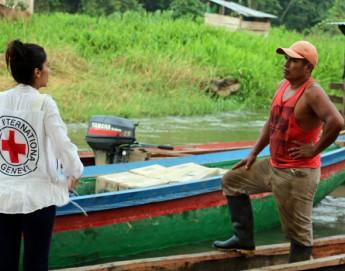 Resultados de nuestro trabajo humanitario en Colombia durante 2017