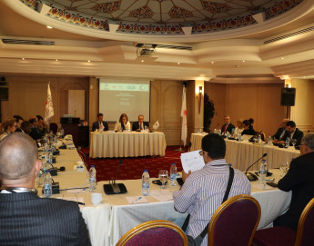 Climate change, conflict and resilience: Debating humanitarian policy at a high-level roundtable in Amman