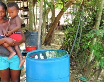 Colombie : de l'eau propre pour une communauté minière du nord-est d'Antioquia
