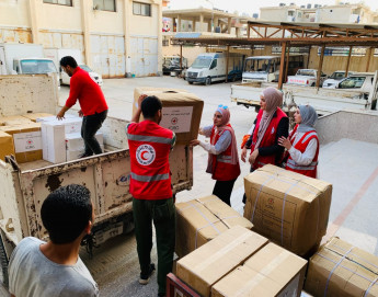 Egypt: ICRC donates vital protective equipment to health facilities in North Sinai amid COVID-19 crisis