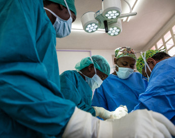 Democratic Republic of the Congo: War surgery saves lives