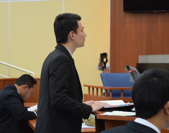 Malaysia: 16thnational IHL moot court competition 2019