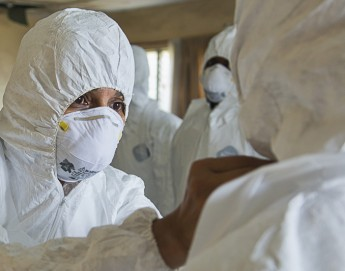 إيبولا: تعزيز الاستجابة الإنسانية