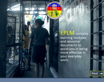 Philippines: Empowering jail paralegals in the decongestion effort