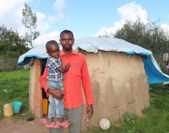 Etiopía: el CICR y la Cruz Roja Etíope ayudan a familias desplazadas con dinero en efectivo